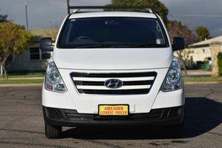 2016 Hyundai iLOAD TQ3-V SERIES II White 5 Speed Automatic Van.