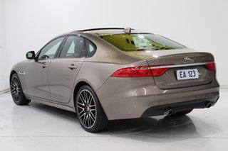 2016 Jaguar XF X260 MY16 R-Sport Bronze 8 Speed Sports Automatic Sedan