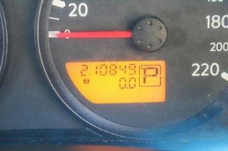 2007 Nissan Navara D40 ST-X (4x4) 5 Speed Automatic Dual Cab Pick-up