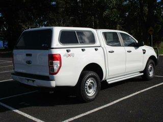 2016 Ford Ranger PX MkII Turbo XL White Automatic Utility.