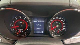 2017 Holden Commodore VF II MY17 SV6 Red Hot 6 Speed Automatic Sedan.