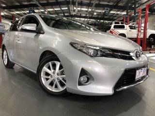 2014 Toyota Corolla ZRE182R Ascent Sport Silver Pearl 7 Speed CVT Auto Sequential Hatchback.