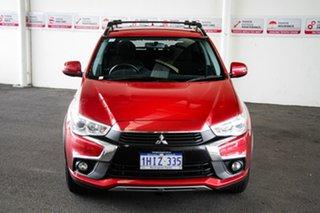 2017 Mitsubishi ASX XC MY17 LS (2WD) Continuous Variable Wagon.