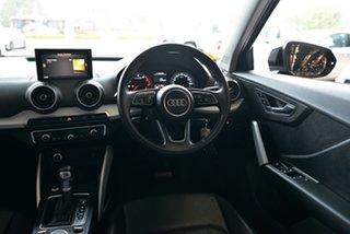 2018 Audi Q2 GA MY18 design S Tronic Black 7 Speed Sports Automatic Dual Clutch Wagon