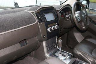 2011 Nissan Pathfinder R51 MY10 ST-L Silver 5 Speed Sports Automatic Wagon