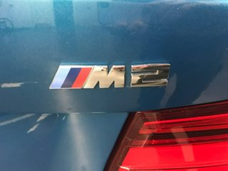 2017 BMW M2 F87 LCI D-CT Blue 7 Speed Sports Automatic Dual Clutch Coupe