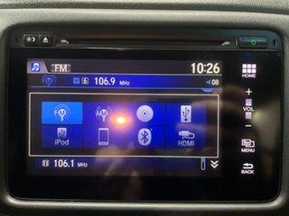 2017 Honda HR-V MY16 VTi-S Ruse Black 1 Speed Constant Variable Hatchback
