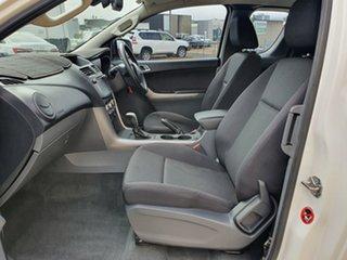 2016 Mazda BT-50 UR0YF1 XTR Freestyle White 6 Speed Sports Automatic Utility