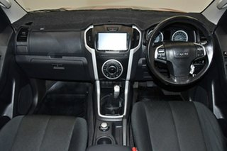 2017 Isuzu D-MAX MY17 LS-U Crew Cab Orange 6 Speed Manual Utility