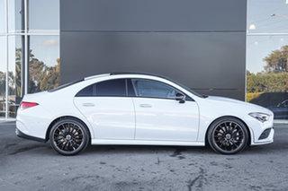 2021 Mercedes-Benz CLA-Class C118 801+051MY CLA250 D-CT 4MATIC Digital White 7 Speed