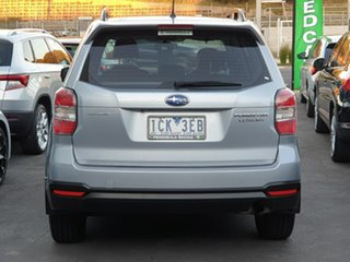 2014 Subaru Forester S4 MY14 2.5i Lineartronic AWD Luxury Silver 6 Speed Constant Variable Wagon