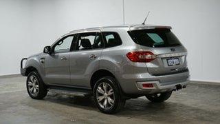2017 Ford Everest UA Titanium Silver 6 Speed Sports Automatic SUV.