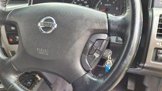 2007 Nissan Patrol GU IV MY07 ST (4x4) 4 Speed Automatic Wagon
