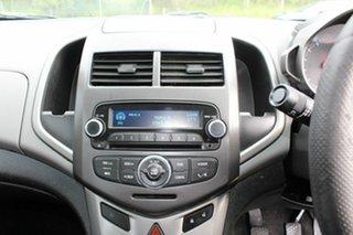 2014 Holden Barina TM MY14 CD Silver 5 Speed Manual Sedan