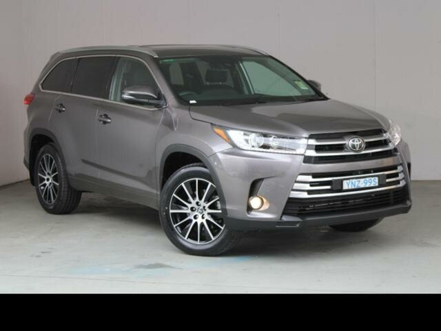 Used Toyota Kluger Phillip, 2018 Toyota Kluger Predawn Grey Automatic Wagon