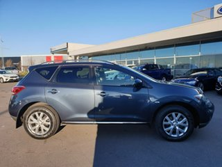 2012 Nissan Murano Z51 Series 3 TI Tempest Blue 6 Speed Constant Variable Wagon