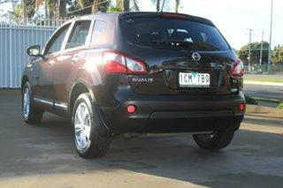 2013 Nissan Dualis J10 MY13 TS (4x2) 6 Speed Manual Wagon.