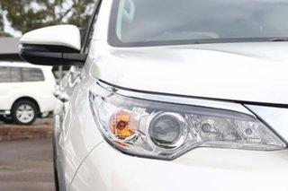 2019 Toyota Fortuner GUN156R GXL White 6 Speed Automatic Wagon