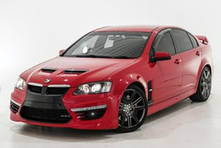 2009 Holden Special Vehicles GTS E Series 2 Red 6 Speed Manual Sedan.