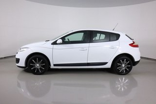 2013 Renault Megane X32 Dynamique White 6 Speed Manual Hatchback
