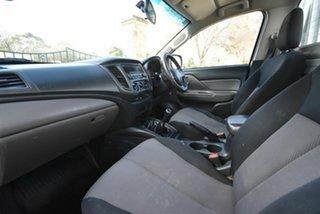 2015 Mitsubishi Triton MQ MY16 GLX 4x2 White 5 Speed Manual Cab Chassis