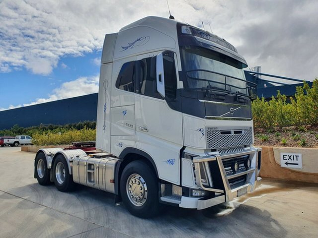 Used Volvo FH16 Truck Harristown, 2016 Volvo FH16 FH16 Truck White Prime Mover