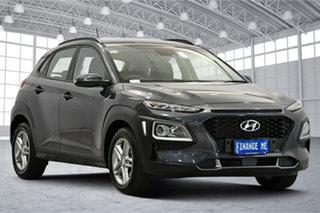 2017 Hyundai Kona OS MY18 Active 2WD Grey 6 Speed Sports Automatic Wagon.