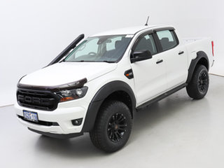 2020 Ford Ranger PX MkIII MY20.75 XLS 3.2 (4x4) White 6 Speed Automatic Double Cab Pick Up
