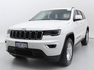 2017 Jeep Grand Cherokee WK MY17 Laredo (4x2) White 8 Speed Automatic Wagon.