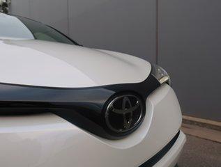 2018 Toyota C-HR NGX50R Koba S-CVT AWD White 7 Speed Constant Variable Wagon