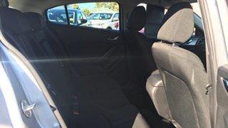 2017 Mazda 3 BN5476 Maxx SKYACTIV-MT Billet Silver 6 Speed Manual Hatchback