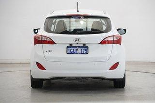 2015 Hyundai i30 GD Active Tourer White 6 Speed Sports Automatic Wagon