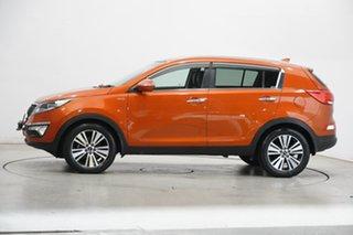 2015 Kia Sportage SL MY14 Platinum AWD Red 6 Speed Sports Automatic Wagon.