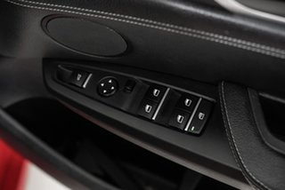 2016 BMW X4 F26 xDrive20i Coupe Steptronic Red 8 Speed Automatic Wagon