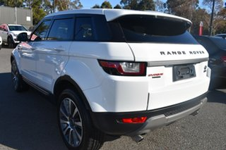 2016 Land Rover Range Rover Evoque L538 MY16.5 HSE White 9 Speed Sports Automatic Wagon.