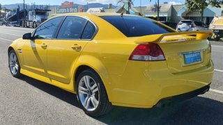 2011 Holden Commodore VE II SV6 Yellow 6 Speed Manual Sedan.