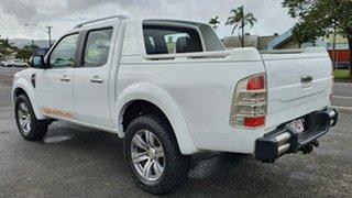 2011 Ford Ranger PK Wildtrak White 5 Speed Manual 4x4 Utility.