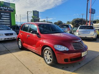 2006 Chrysler PT Cruiser PG MY2006 Classic Red 4 Speed Automatic Wagon.