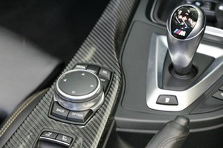 2016 BMW M4 F83 M-DCT Black 7 Speed Sports Automatic Dual Clutch Convertible