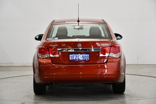 2016 Holden Cruze JH Series II MY16 Equipe Orange 6 Speed Sports Automatic Sedan