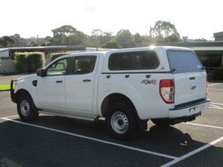 2016 Ford Ranger PX MkII Turbo XL White Automatic Utility