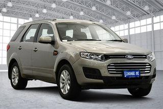 2015 Ford Territory SZ MkII TX Seq Sport Shift Gold 6 Speed Sports Automatic Wagon.