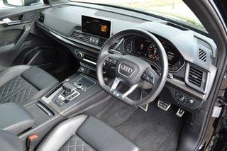 2019 Audi SQ5 FY MY20 Tiptronic Quattro Black 8 Speed Sports Automatic Wagon