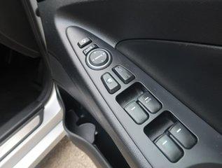 2011 Hyundai i45 YF MY11 Active Silver 6 Speed Sports Automatic Sedan