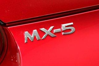 2021 Mazda MX-5 ND GT RF SKYACTIV-MT Red 6 Speed Manual Targa