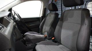 2020 Volkswagen Caddy 2KN MY20 TSI220 SWB DSG White 7 Speed Sports Automatic Dual Clutch Van