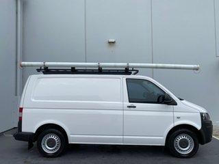 2015 Volkswagen Transporter T5 MY15 TDI250 SWB Runner White 5 Speed Manual Van.