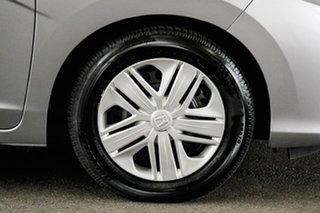2019 Honda Jazz GK MY20 VTi Silver Continuous Variable Hatchback