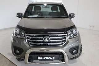 2020 Great Wall Steed K2 Grey 6 Speed Manual Cab Chassis