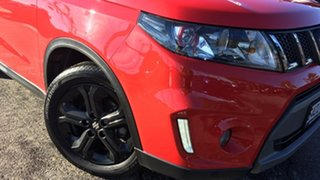 2016 Suzuki Vitara LY S Turbo 2WD Red 6 Speed Sports Automatic Wagon.